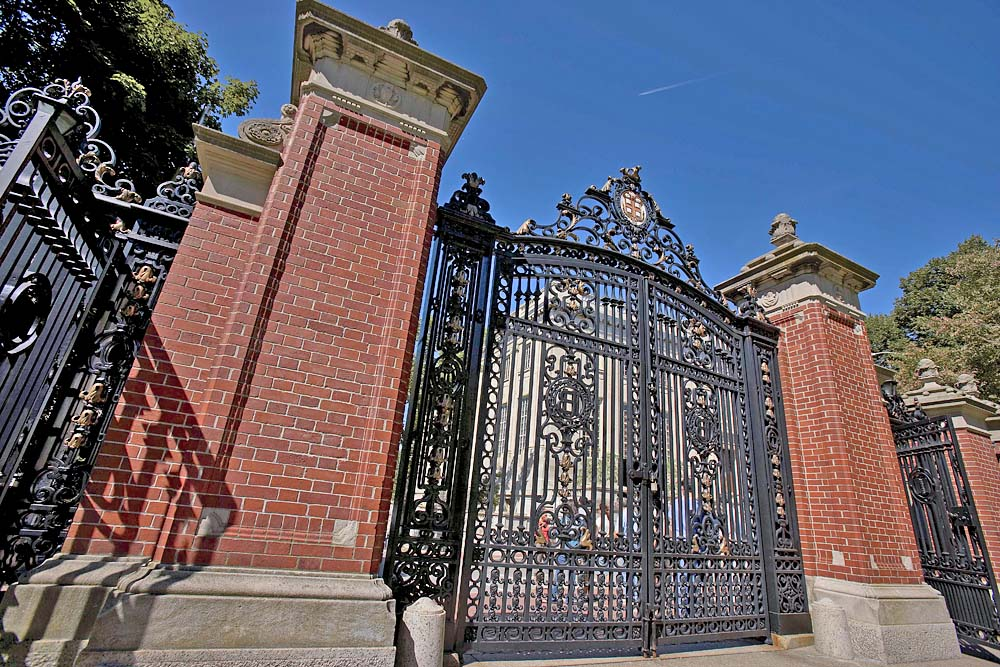 Brown University – Van Wickle Gate Renovation