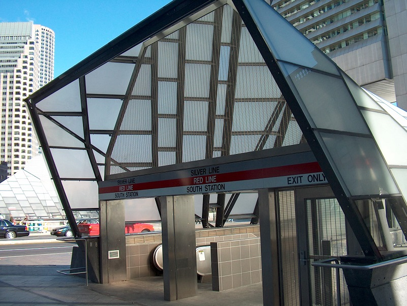 MBTA Aquarium Station – Ryan Iron Works, Inc